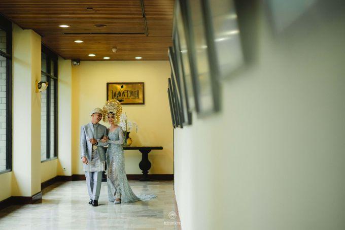 The Wedding of Ninda & Dedek by The Sultan Hotel & Residence Jakarta - 018