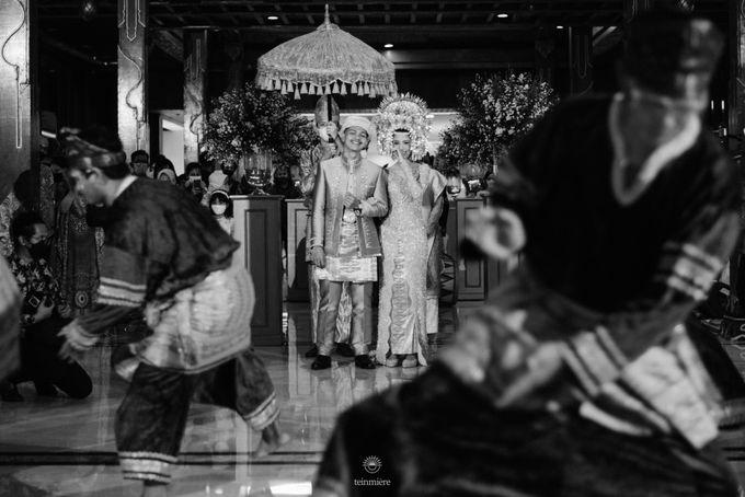 The Wedding of Ninda & Dedek by The Sultan Hotel & Residence Jakarta - 017