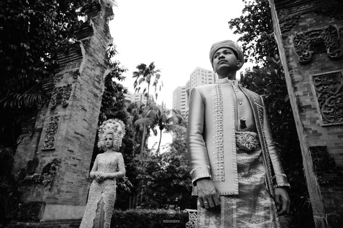 The Wedding of Ninda & Dedek by The Sultan Hotel & Residence Jakarta - 019