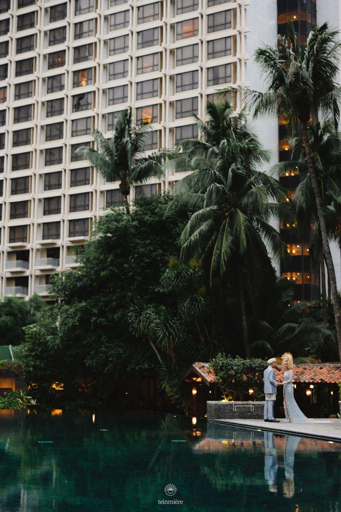 The Wedding of Ninda & Dedek by The Sultan Hotel & Residence Jakarta - 020