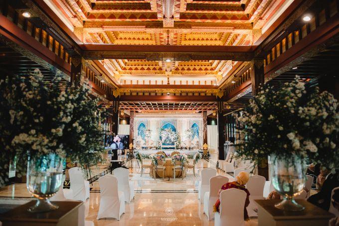 The Wedding of Ninda & Dedek by The Sultan Hotel & Residence Jakarta - 011