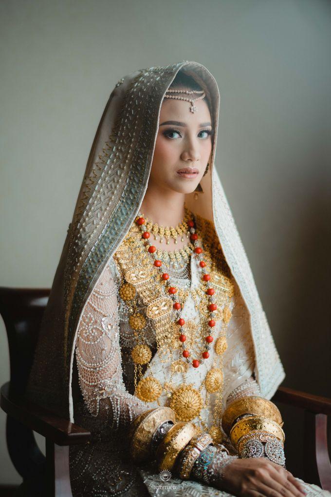 The Wedding of Ninda & Dedek by The Sultan Hotel & Residence Jakarta - 007