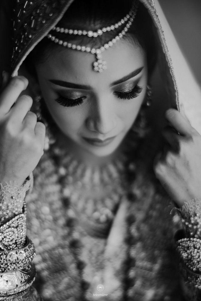 The Wedding of Ninda & Dedek by The Sultan Hotel & Residence Jakarta - 005