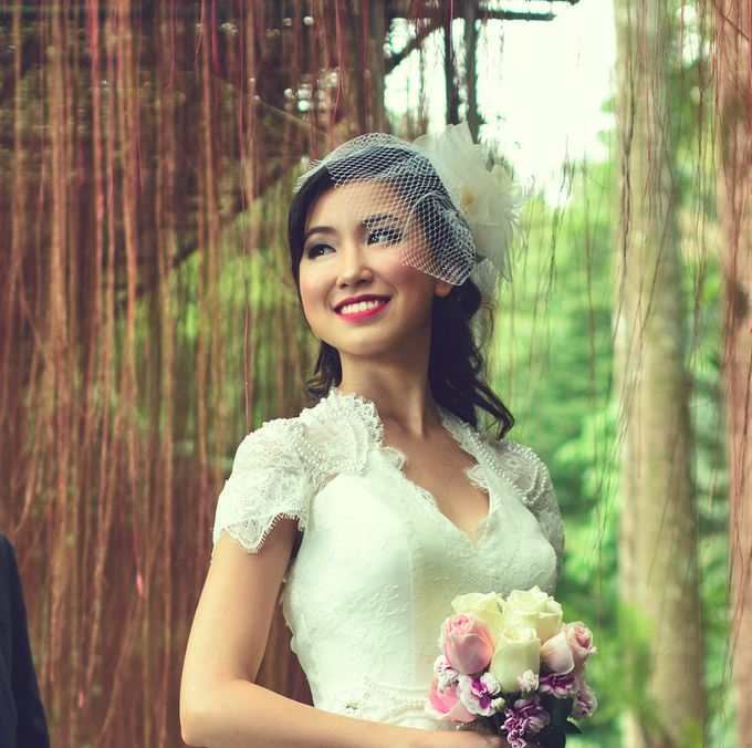 Deborah Pre-Wedding by Lili Makeup Specialist - 004