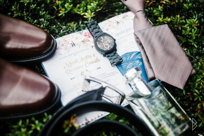 Mark & Camille Wedding Photos by Bordz Evidente Photography - 031