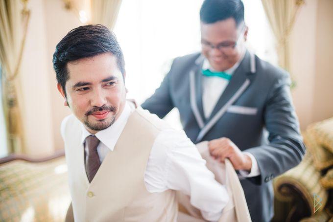 Mark & Camille Wedding Photos by Bordz Evidente Photography - 028