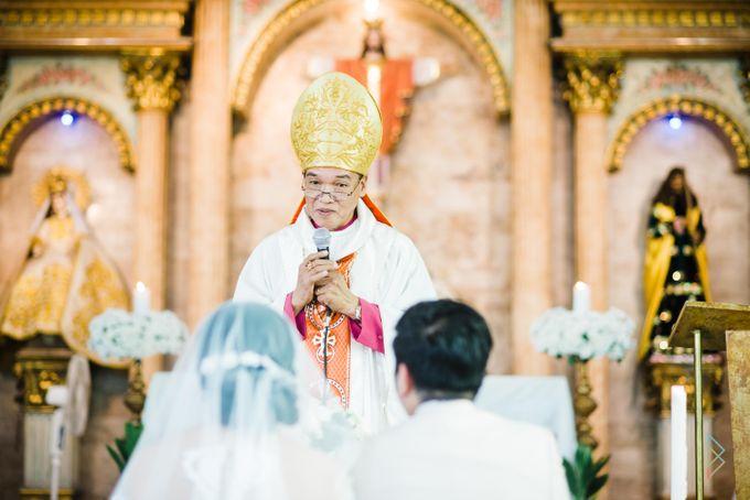 Mark & Camille Wedding Photos by Bordz Evidente Photography - 011
