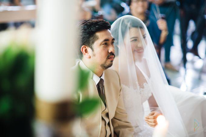 Mark & Camille Wedding Photos by Bordz Evidente Photography - 012