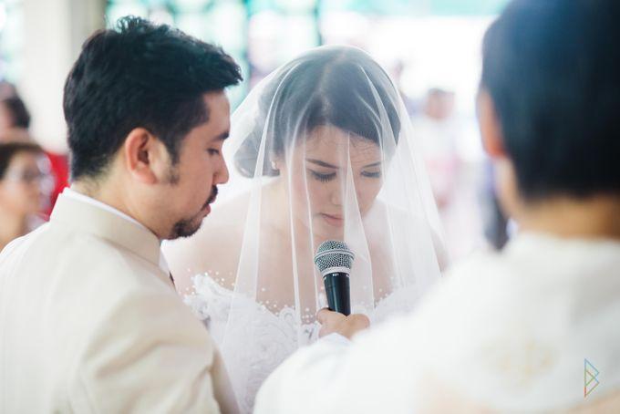 Mark & Camille Wedding Photos by Bordz Evidente Photography - 010