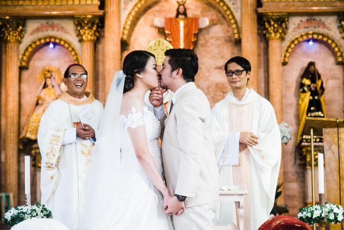 Mark & Camille Wedding Photos by Bordz Evidente Photography - 009