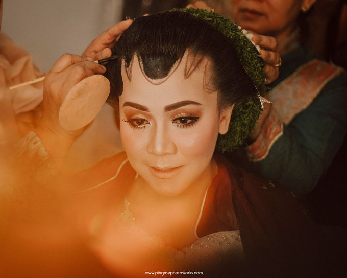 Wedding Day of Allan + Tarikh by PING Me Photoworks - 001