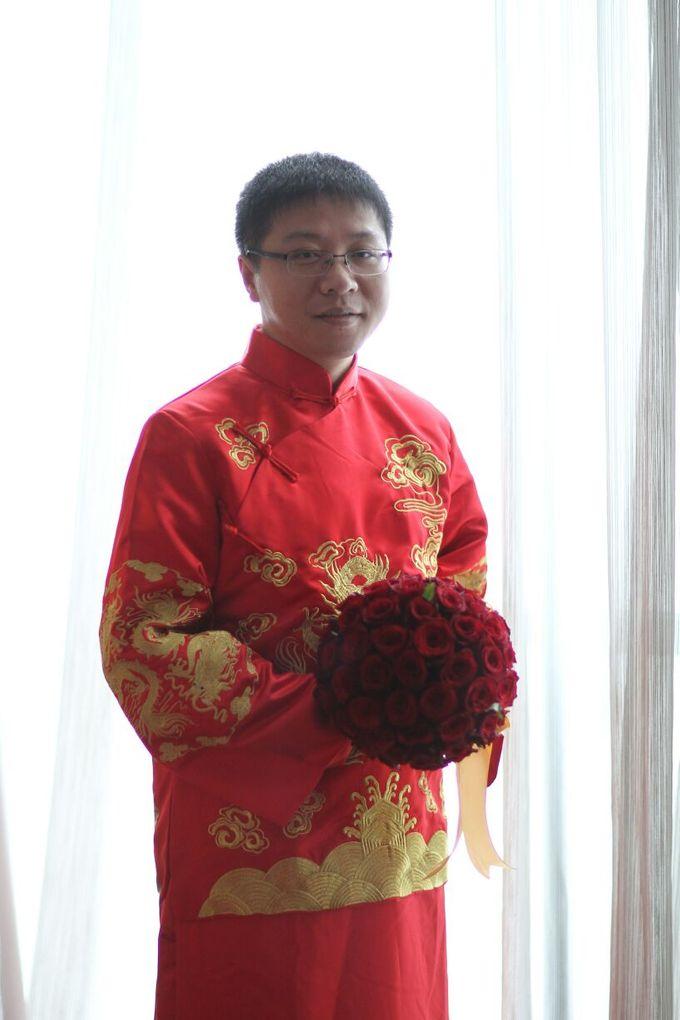 Wedding Zhang Bei & Olivia by Fenny Yang Wedding Planner - 001