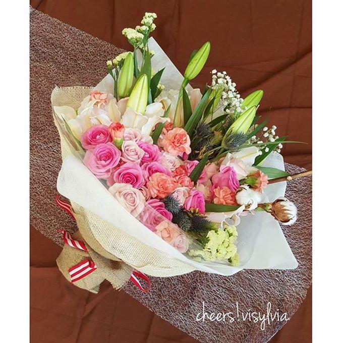 Gift Bouquet  by visylviaflorist - 031