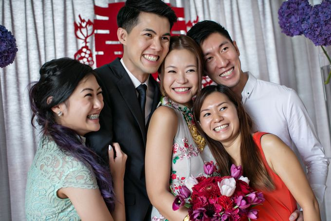 Two Day Oriental - Whimsical Wedding by Chere Weddings & Parties - 004