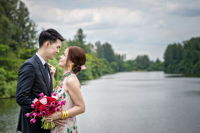 Two Day Oriental - Whimsical Wedding by Chere Weddings & Parties - 005