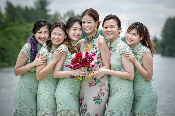 Two Day Oriental - Whimsical Wedding by Chere Weddings & Parties - 006