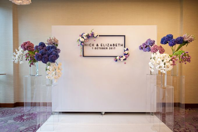 Two Day Oriental - Whimsical Wedding by Chere Weddings & Parties - 009