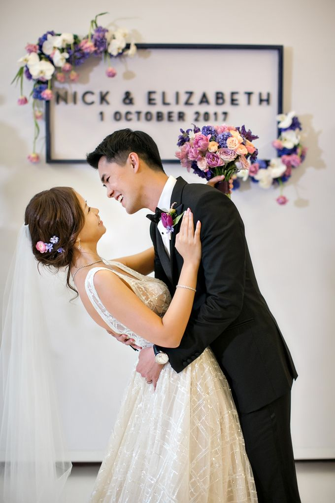 Two Day Oriental - Whimsical Wedding by Chere Weddings & Parties - 014
