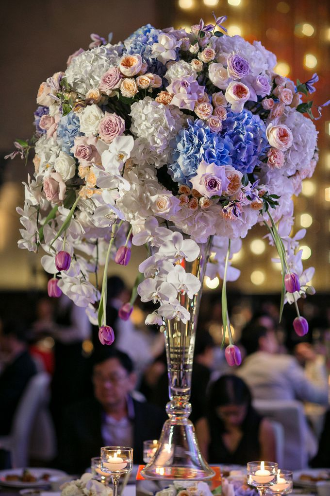 Two Day Oriental - Whimsical Wedding by Chere Weddings & Parties - 015