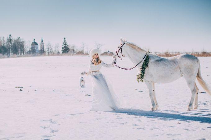 Wedding In Gzhel Style by Marina Nazarova Photographer - 018