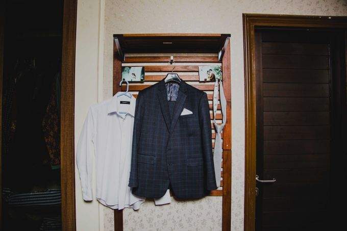 The Wedding of Tommy & Leona - Jakarta by NERAVOTO - 001