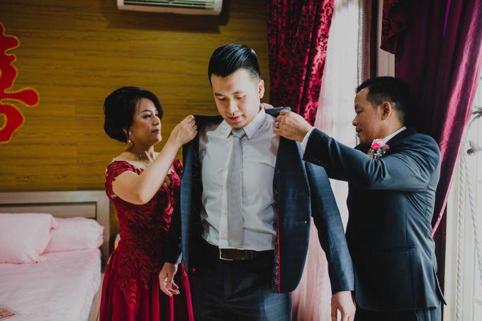 The Wedding of Tommy & Leona - Jakarta by NERAVOTO - 004