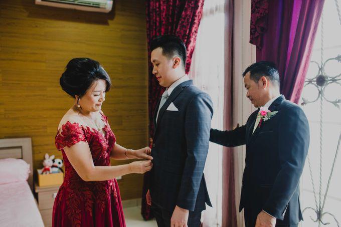 The Wedding of Tommy & Leona - Jakarta by NERAVOTO - 005
