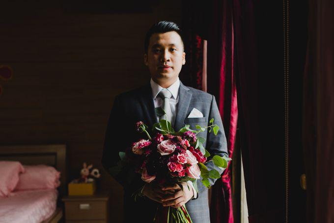 The Wedding of Tommy & Leona - Jakarta by NERAVOTO - 006