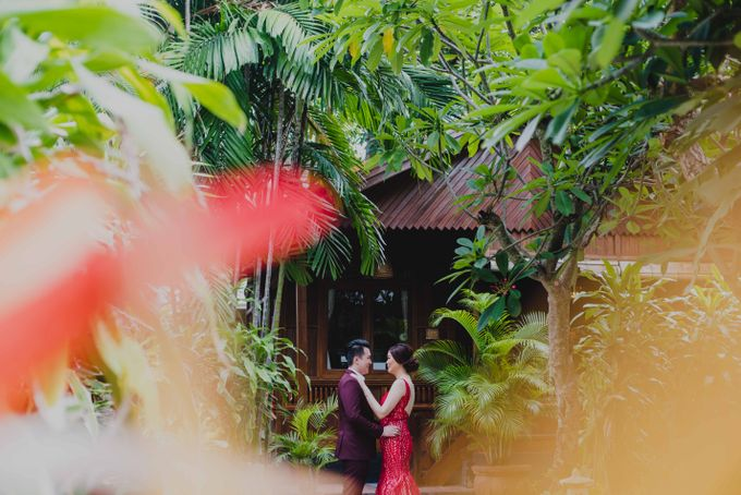 The Wedding of Tommy & Leona - Bali by NERAVOTO - 029
