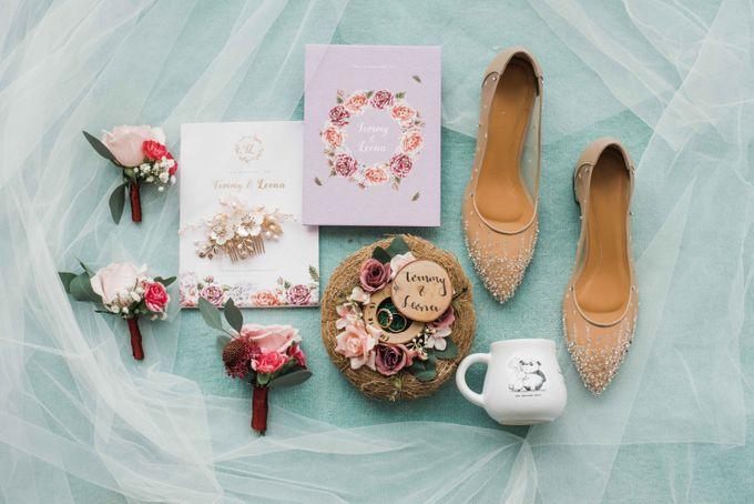 The Wedding of Tommy & Leona - Jakarta by NERAVOTO - 008