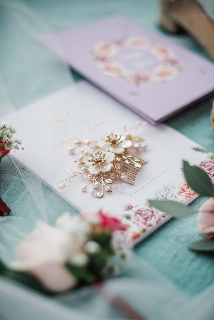The Wedding of Tommy & Leona - Jakarta by NERAVOTO - 009