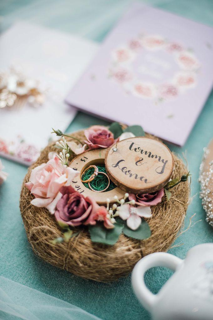 The Wedding of Tommy & Leona - Jakarta by NERAVOTO - 010