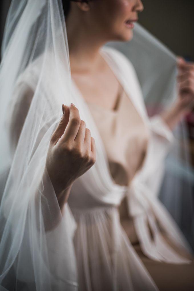 The Wedding of Tommy & Leona - Jakarta by NERAVOTO - 012