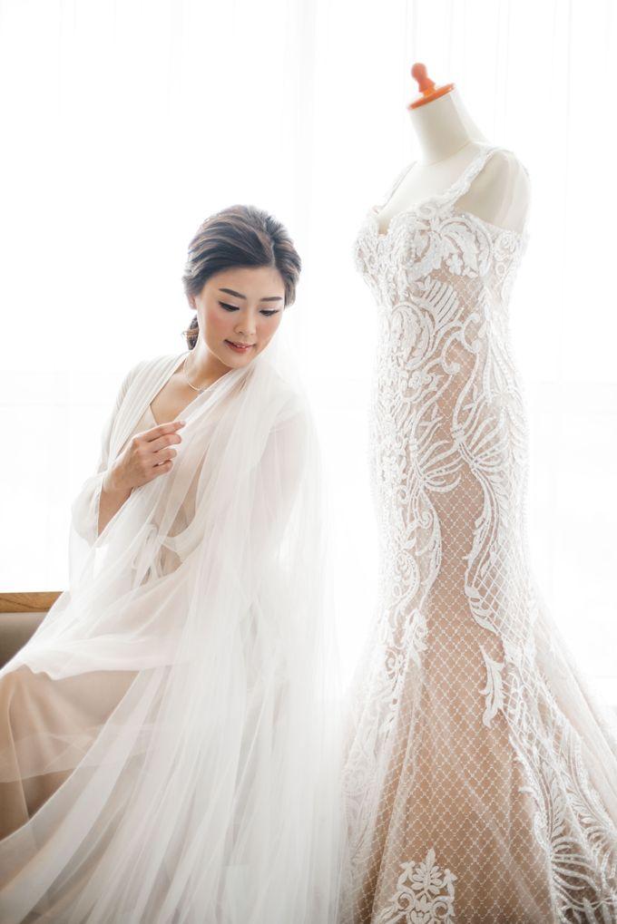 The Wedding of Tommy & Leona - Jakarta by NERAVOTO - 013