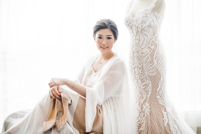 The Wedding of Tommy & Leona - Jakarta by NERAVOTO - 014
