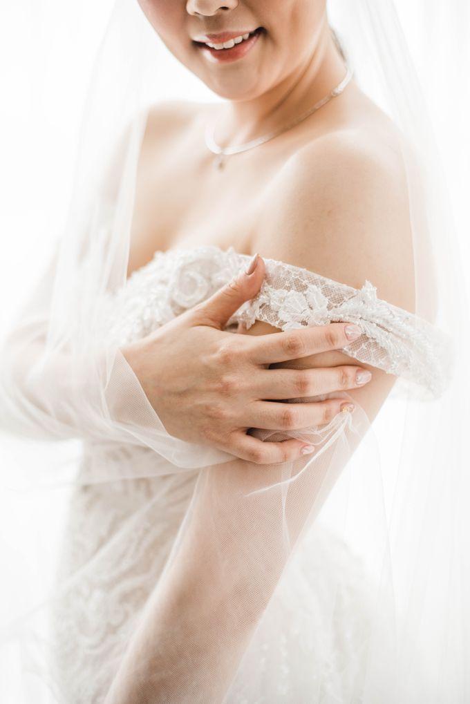 The Wedding of Tommy & Leona - Jakarta by NERAVOTO - 016