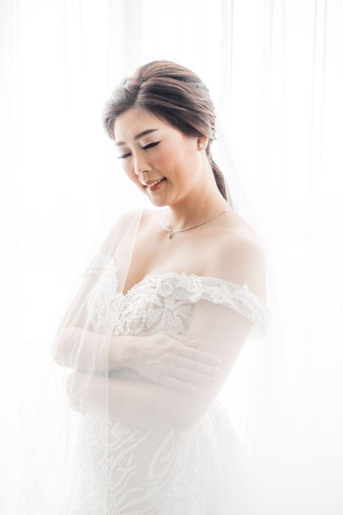 The Wedding of Tommy & Leona - Jakarta by NERAVOTO - 017