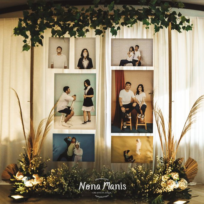 Neriss & Bintang Wedding Decoration by Nona Manis Creative Planner - 001