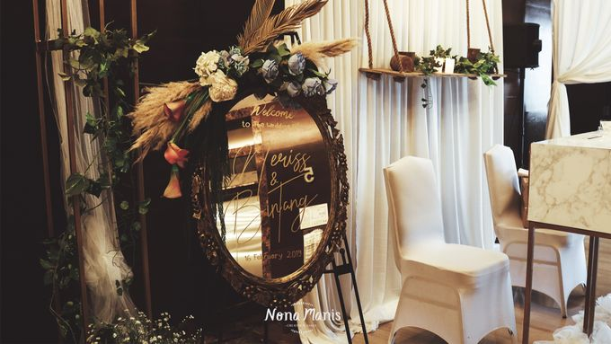 Neriss & Bintang Wedding Decoration by Nona Manis Creative Planner - 003