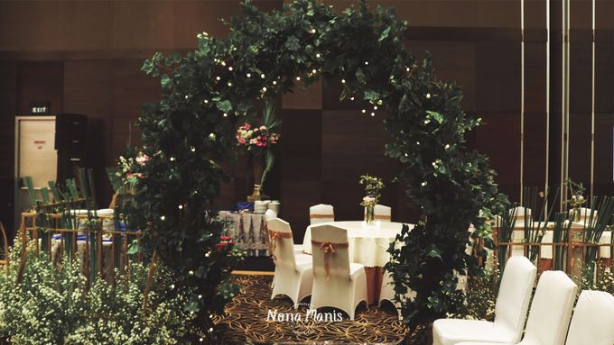 Neriss & Bintang Wedding Decoration by Nona Manis Creative Planner - 004