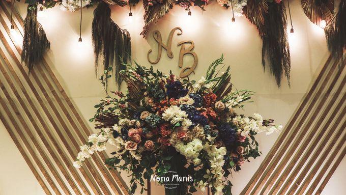 Neriss & Bintang Wedding Decoration by Nona Manis Creative Planner - 006