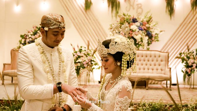 Neriss & Bintang Wedding Decoration by Nona Manis Creative Planner - 008