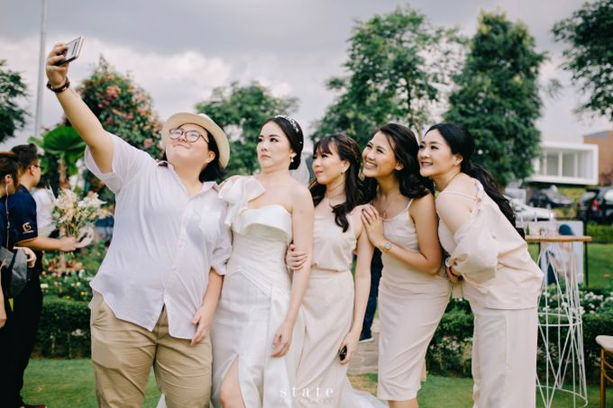 Wedding - Davy & Gaby Part -2 by State Photography - 023