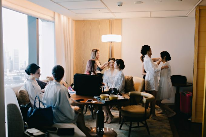 Wedding - Marc & Shenny Part 01 by State Photography - 007