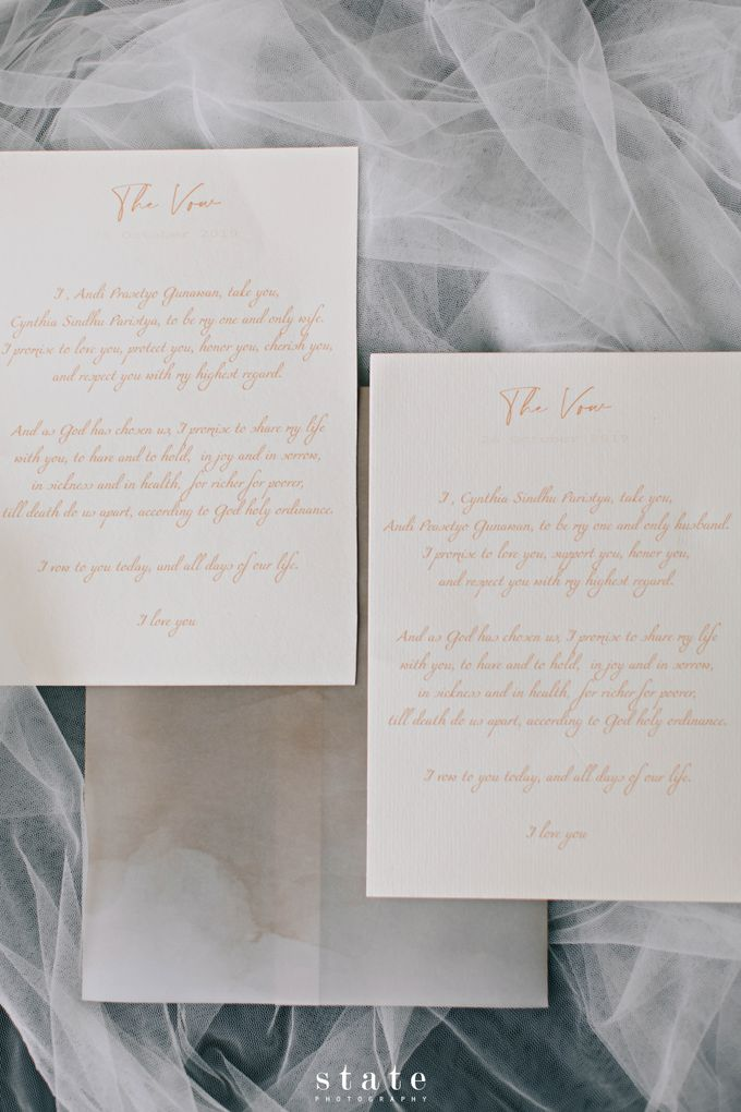 Wedding - Andi & Cynthia by State Photography - 003