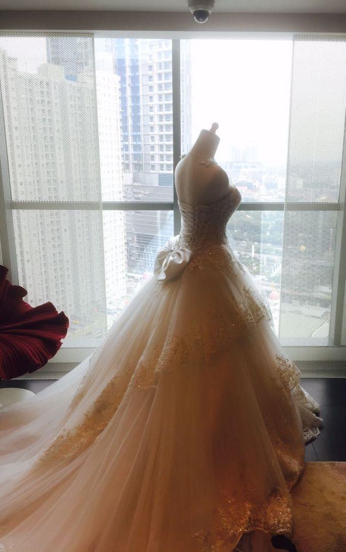 Wedding Zhang Bei & Olivia by Fenny Yang Wedding Planner - 013