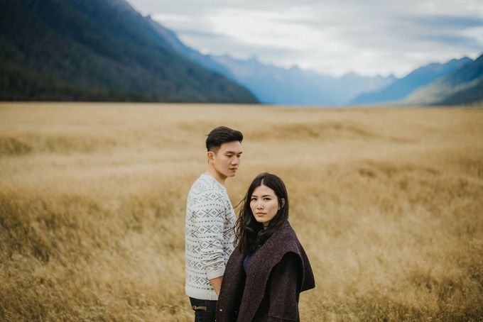 New Zealand Connection Session - Cindy & Henry by ILUMINEN - 006