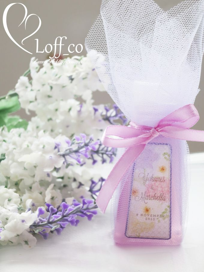 Anti-Bacterial Hand Gel by Loff_co souvenir - 005