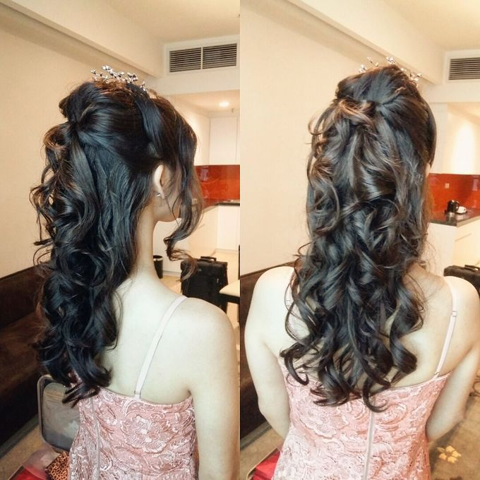 Bridal Makeup & Hair by My Cherry Style - 021