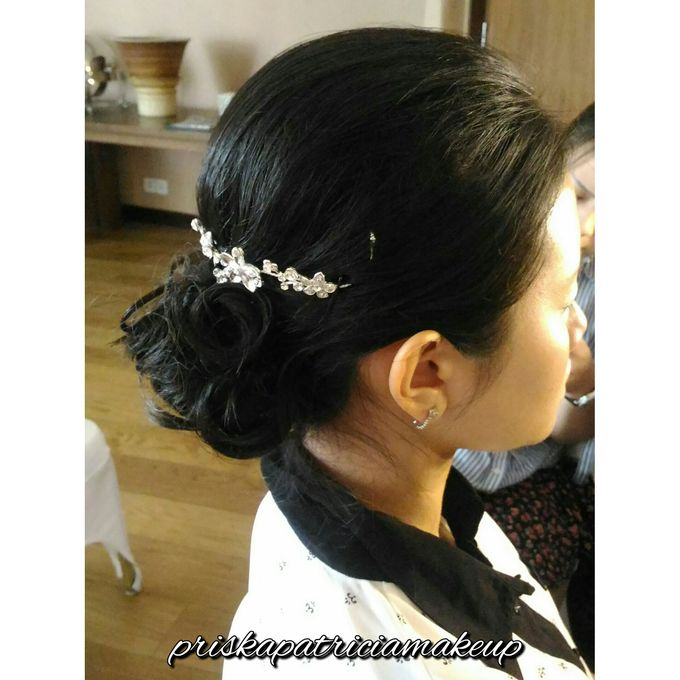 BRIDESMAIDS HAIRDO - INDAH by Priska Patricia Makeup - 005